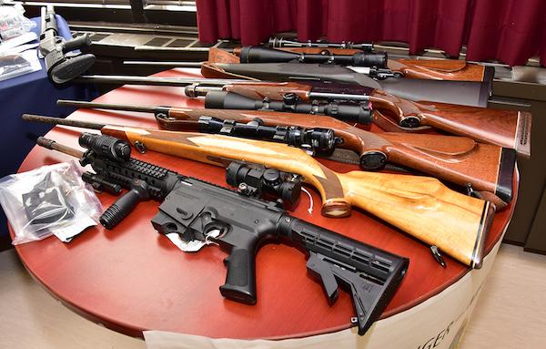 Project Derringer Guns
