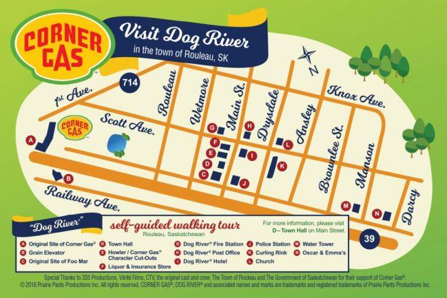 Dog River Walking Tour