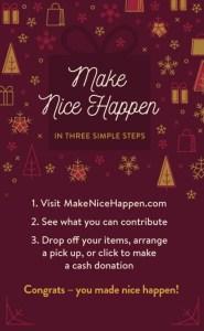 Make Nice Happen