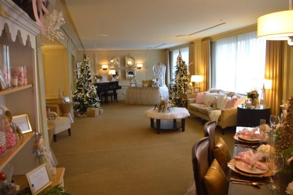Santa Suite Living Room