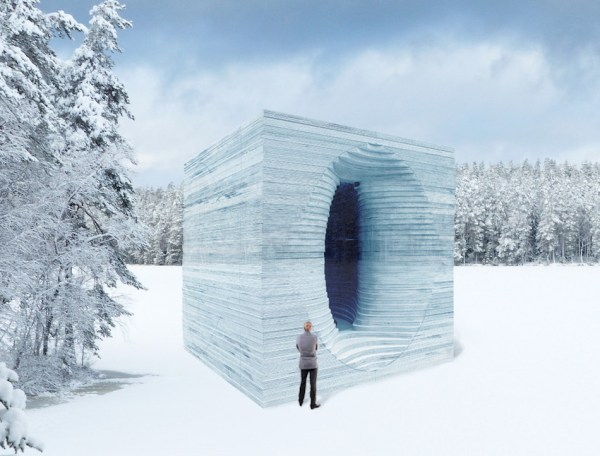 Stackhouse Warming Hut