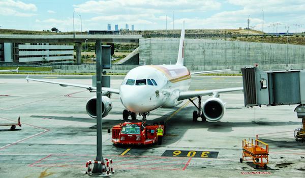 Airport Runway - Airplane