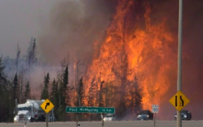 Scientists Surprised at Fort McMurray Fire's Long Impact on Rivers