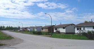 Opaskwayak Cree Nation Homes