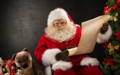 How to Track Santa Claus on His Around-the-Globe Journey