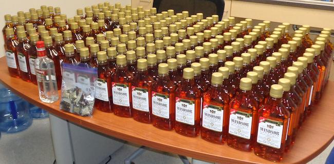 Alcohol Seizure