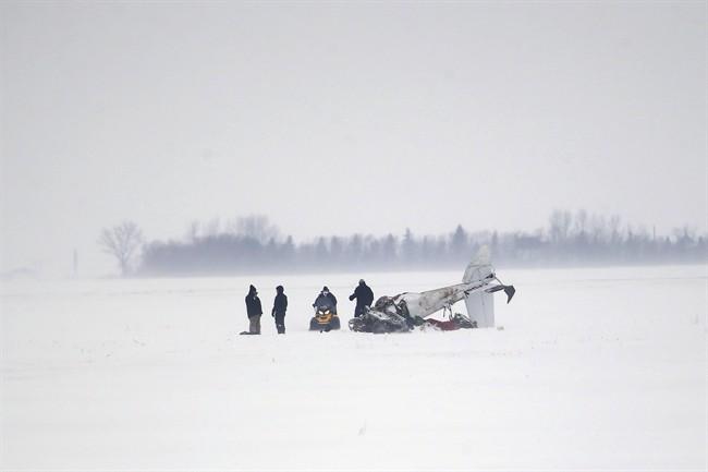 Brunkild Plane Crash