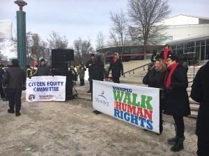Human Rights Walk