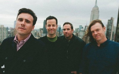 Jimmy Eat World at the Garrick Centre in May