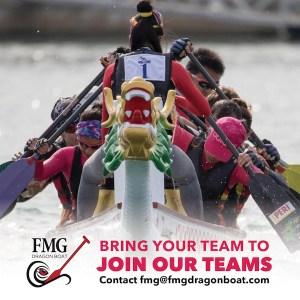 FMG Manitoba Dragon Boat Festival