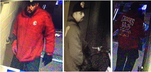 Charles Avenue Suspect