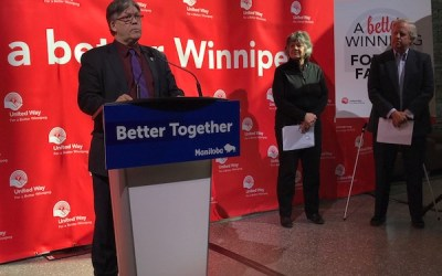 United Way Family Program Gets $7.5M from Province