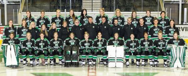 UND Women's Hockey