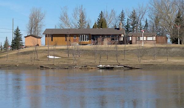 Assiniboine River - Headingley