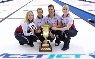 Jennifer Jones, Niklas Edin Take Home Titles at Players' Championship