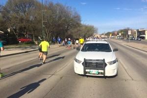 Winnipeg Police Service Half Marathon