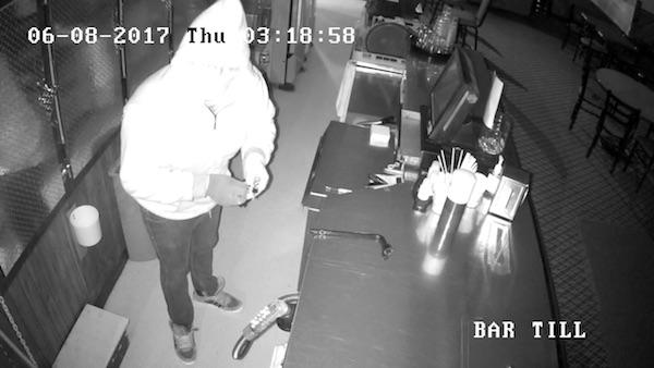 Anola Hotel Robbery