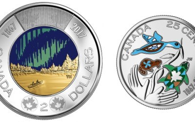Mint Circulates Special Canada 150 Coins