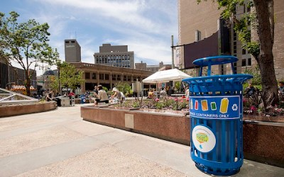 Bowman Pledges to Expand Recycling at Winnipeg Parks