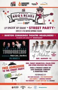Winnipeg BBQ & Blues Festival