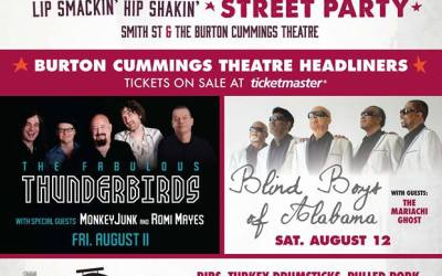 More Food, More Music: Winnipeg BBQ & Blues Festival Waiving Admission