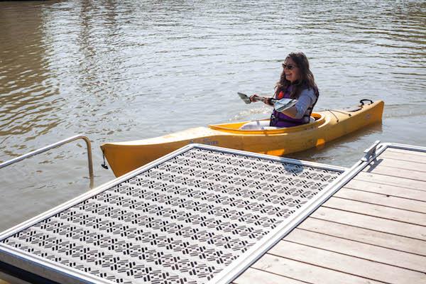 Lindsay Somers - Kayak