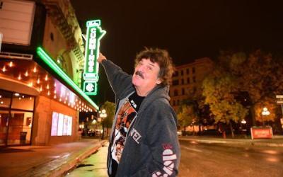 Nice Sign, Burt!