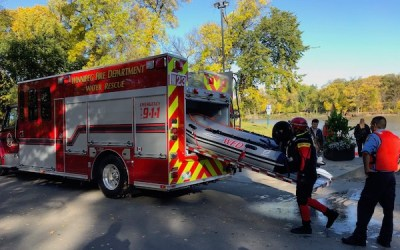 Two New Water Rescue Units Hit Winnipeg's Waterways