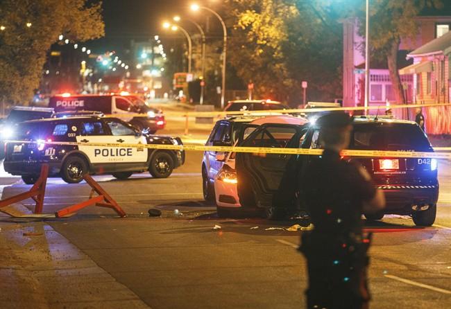 Edmonton Attack