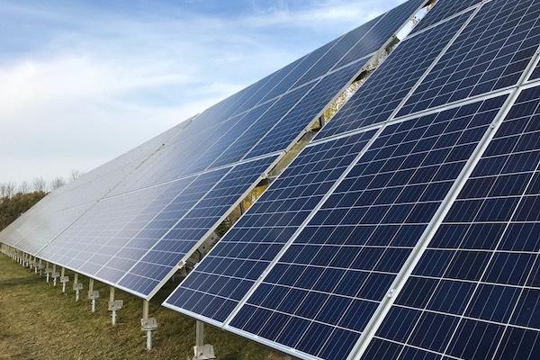 FortWhyte Alive - Solar Panels