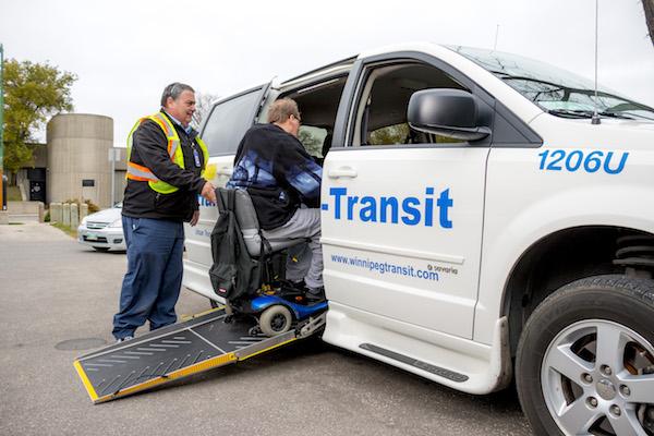 Winnipeg Handi-Transit