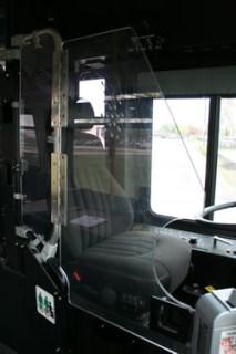 Winnipeg Transit Safety Shield
