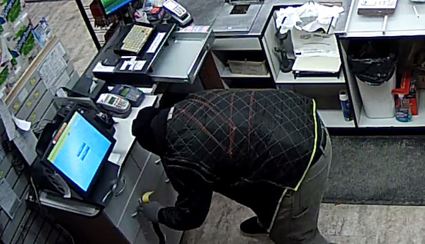 Gas Bar Robbery