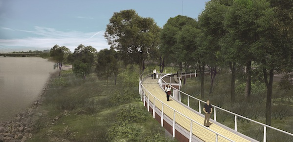 Tache Promenade Project