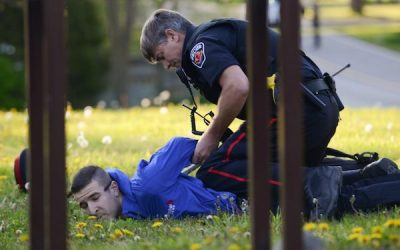 Global News Reporter Sues Hamilton Police Over Arrest at Crash Scene