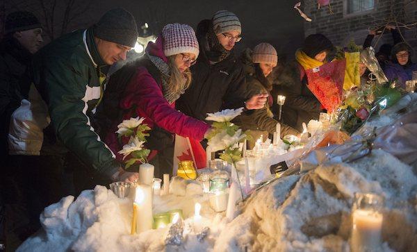 Quebec City Mosque Shooting