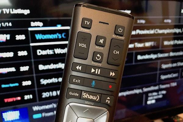Shaw BlueSky TV