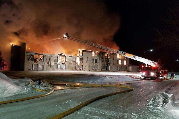 Thompson Fire - Interior Inn