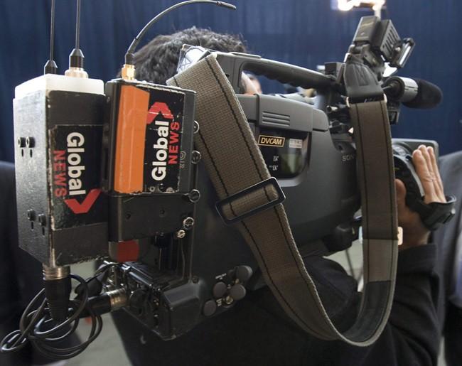 Global News Camera