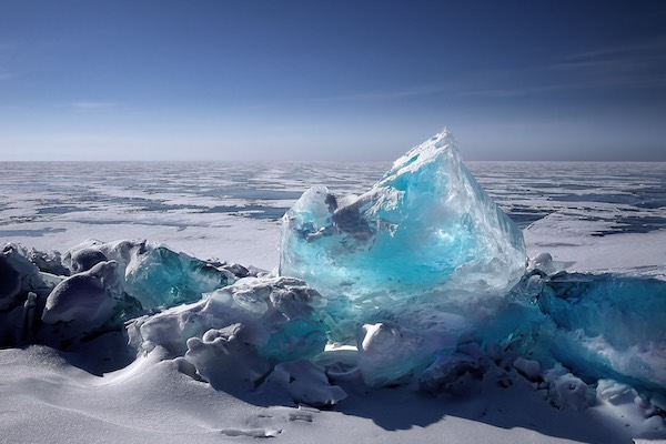 Ice - Climate Change