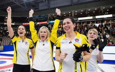 Jennifer Jones, Jill Officer Headed to Manitoba Curling Hall of Fame