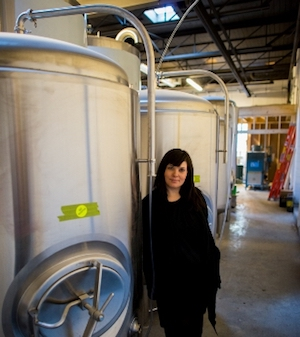 Nicole Barry - PEG Beer Co.