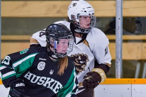 Alana Serhan - Bison Women's Hockey