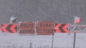 Highway 75 Closure