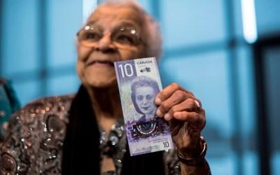 Cash-Handling Machines Being Upgraded to Handle New $10 Viola Desmond Bills