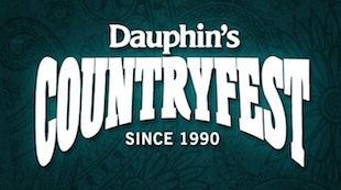 Dauphin's Countryfest Announces More Big Name Acts for 30th Anniversary