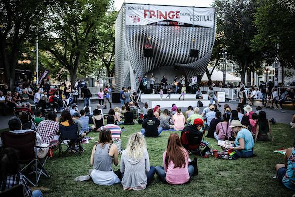 Winnipeg Fringe Theatre Festival
