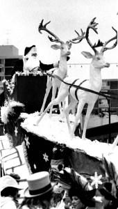 Winnipeg Santa Parade
