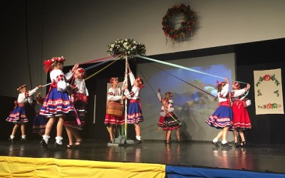 Spirit of Ukraine Pavilion: A Celebration of Ivana Kupala