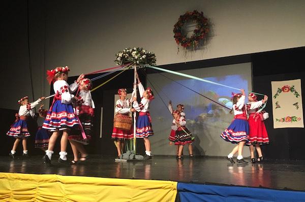 Spirit of Ukraine Pavilion